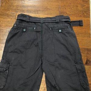 Shorts - Cargo shorts Brown Sz 36